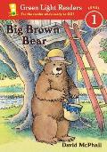 Big Brown Bear Level 1