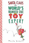 Santa Claus the Worlds Number One Toy Expert