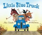Little Blue Truck Cover