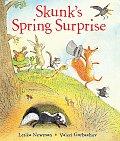 Skunks Spring Surprise