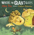 Where the Giant Sleeps Cover