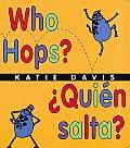 Who Hops Quien Salta bilingual edition