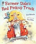 Farmer Dales Red Pickup Truck