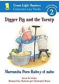 Digger Pig & the Turnip Marranita Poco Rabo y El Nabo