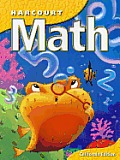 Harcourt School Publishers Math California: Student Edition Grade 2 2002