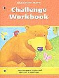 Harcourt Math Challenge, Pupil Edition: Grade K