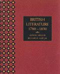 British Literature: 1780 - 1830
