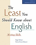 Least You Should Know About English A 8th Edition