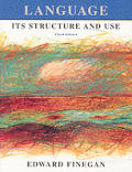 Language Its Structure & Use 3RD Edition