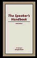 Speakers Handbook 5th Edition