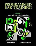 Programmed Ear Training: Intervals and Melody and Rhythm