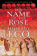 The Name of the Rose (Harvest in Translation Series) Cover