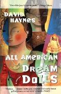 All American Dream Dolls (Harvest Book) Cover