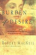 Burden of Desire (Harvest Book) Cover