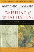 The Feeling of What Happens: Body and Emotion in the Making of Consciousness Cover
