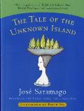 The Tale of the Unknown Island Cover