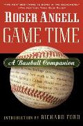 Game Time: A Baseball Companion Cover