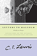 Letters To Malcolm Chiefly On Prayer Ref