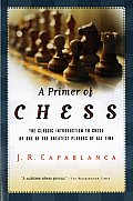 A Primer of Chess (Harvest Book) Cover