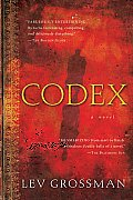 Codex: A Novel Cover