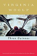 Three Guineas - Annotated (06 Edition) Cover