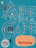 Ape in a Cape: An Alphabet of Odd Animals Cover