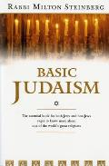 Basic Judaism (Harvest Book.)