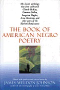 The Book of American Negro Poetry (Harvest/HBJ Book)