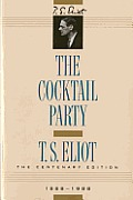 The Cocktail Party (Harvest Book) Cover