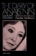 Diary of Anais Nin Volume 3 1939 1944