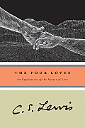 The Four Loves (Harvest Book) Cover