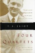 Four Quartets (Harvest Book) Cover