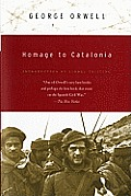 Homage to Catalonia (Harvest Book) Cover