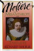 The Misanthrope and Tartuffe, by Moliere Cover
