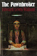 The Pawnbroker (Harvest/HBJ Book) Cover