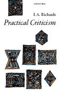 Practical Criticism A Study of Literary Judgment