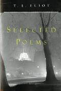 T. S. Eliot Selected Poems Cover