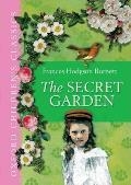 The Secret Garden: Oxford Children's Classics Cover