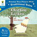 Oxford Reading Tree: Level 3: Traditional Tales Phonics Chicken Licken and Other Stories