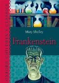 Frankenstein (Oxford Children's Classics) Cover