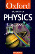 Dictionary of Physics 3RD Edition
