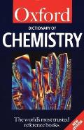 Dictionary of Chemistry 4TH Edition