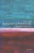 Very Short Introductions #53: Russian Literature: A Very Short Introduction