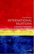 International Relations: A Very Short Introduction