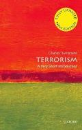 Very Short Introductions #78: Terrorism: A Very Short Introduction