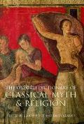 Oxford Dictionary Of Classical Myth & Religion