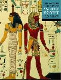 The Oxford History of Ancient Egypt Cover