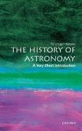 History of Astronomy : Very Short Introduction (03 Edition)