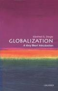 Very Short Introductions #86: Globalization Cover