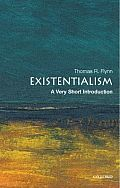 Existentialism: A Very Short Introduction (Very Short Introductions) Cover